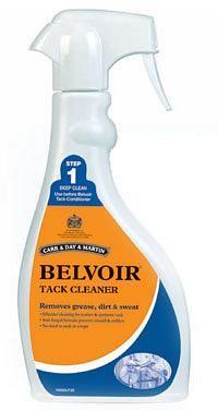 Lederreiniger BELVOIR TACK CLEANER, Step 1