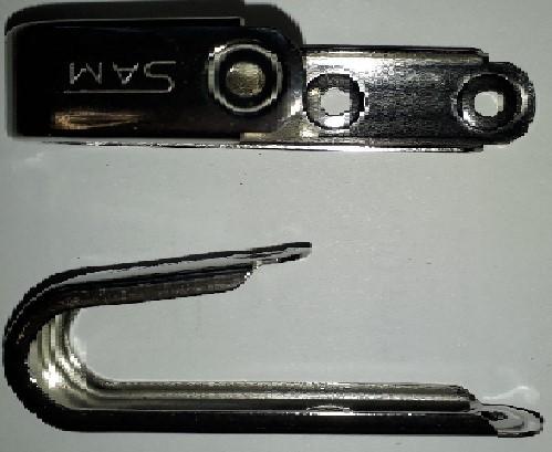 Metallbügel f. Traberleine